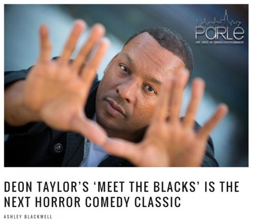 Deon Taylor Horror Comedy Classic