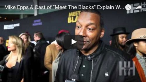 Meet the Blacks Red Carpet Premiere