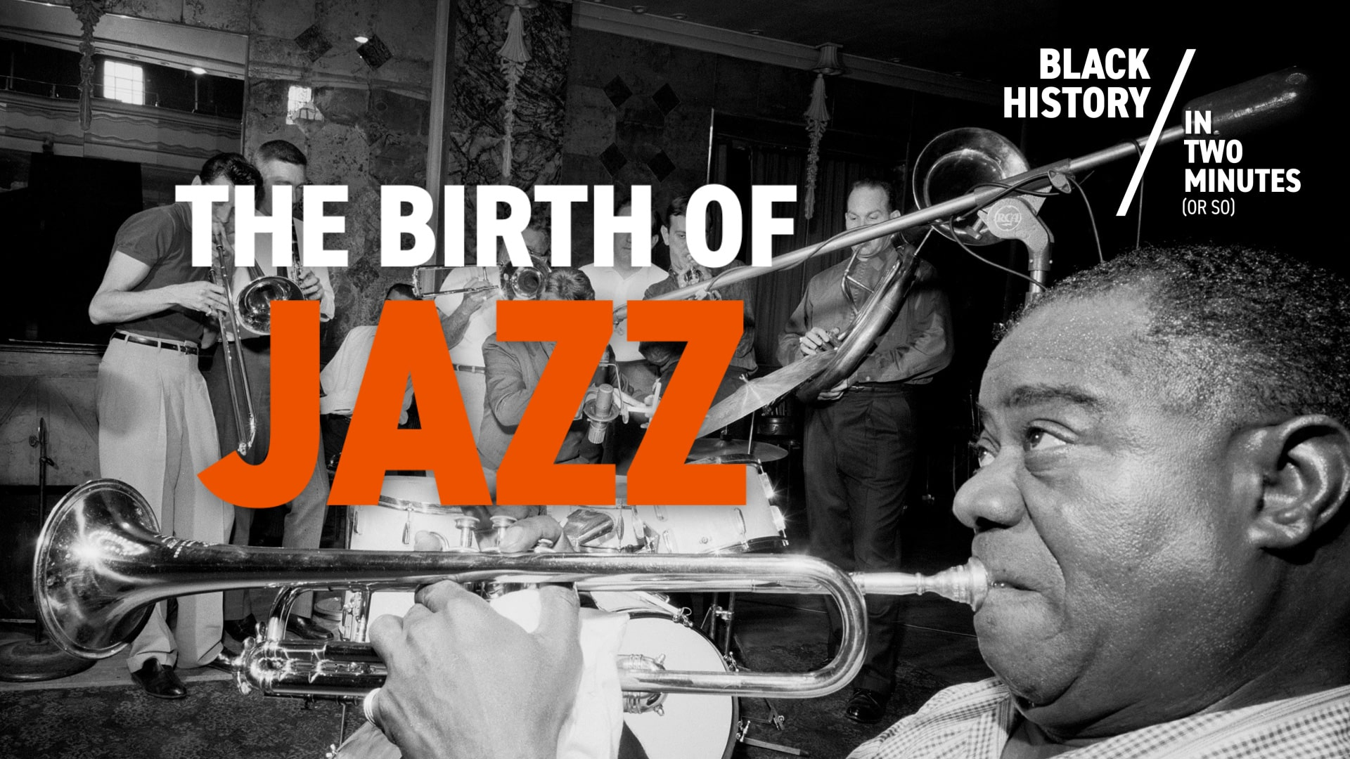 Birth of Jazz | Black History in Two Minutes