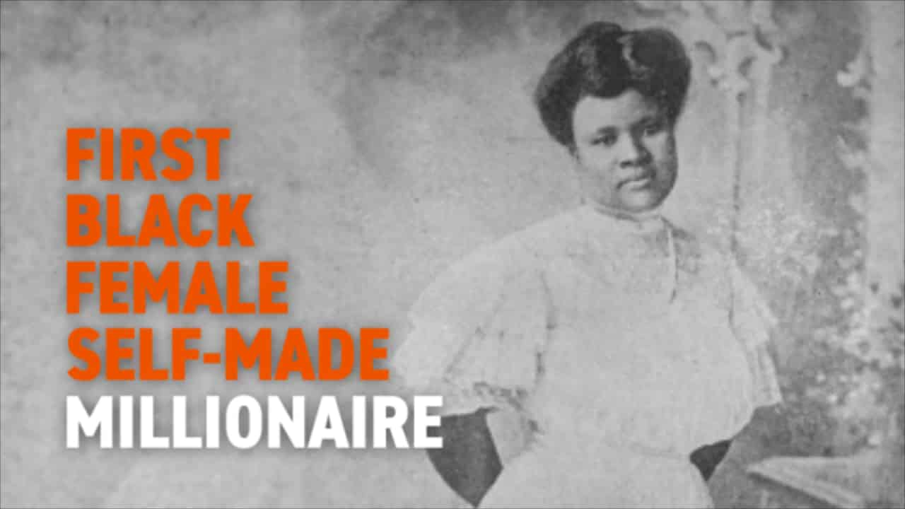 Madame CJ Walker | Black History in Two Minutes