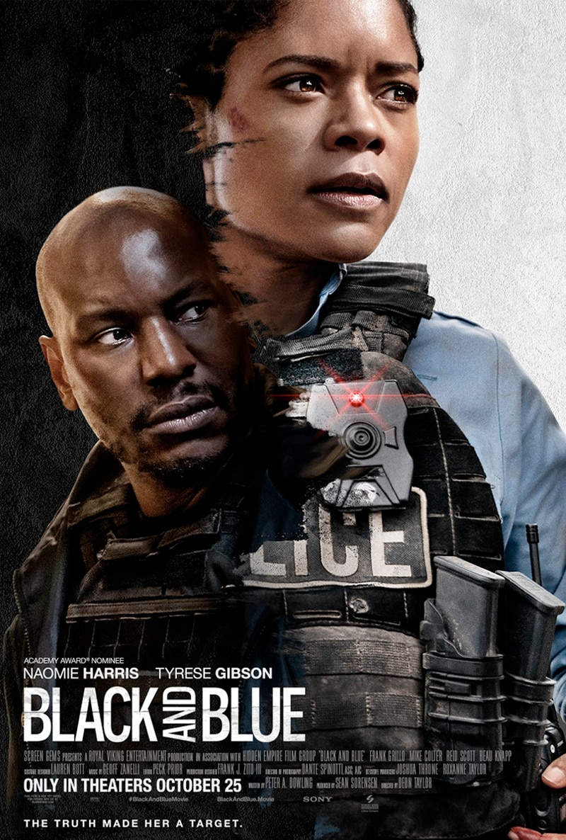 Black and Blue | 2019 Action Thriller