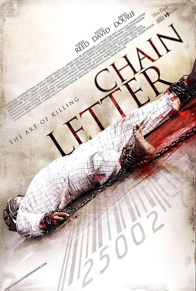 Chain Letter Movie