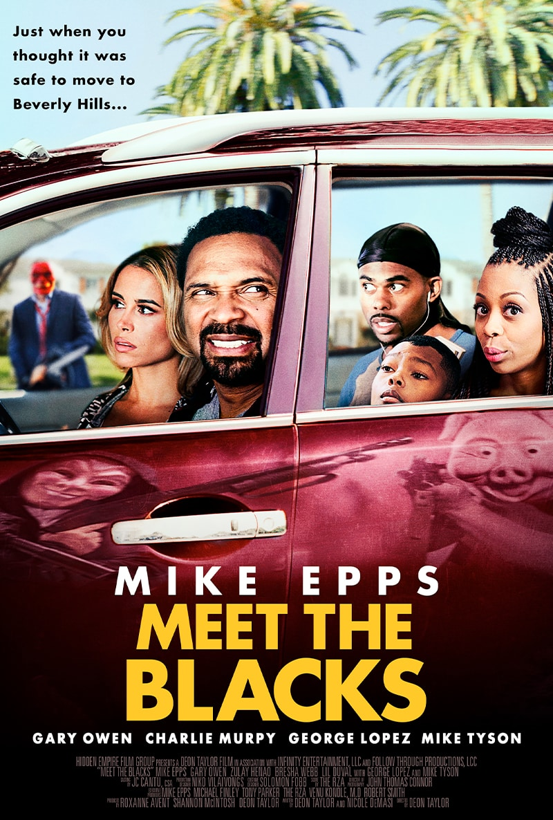 Meet the Blacks | 2016 Comedy